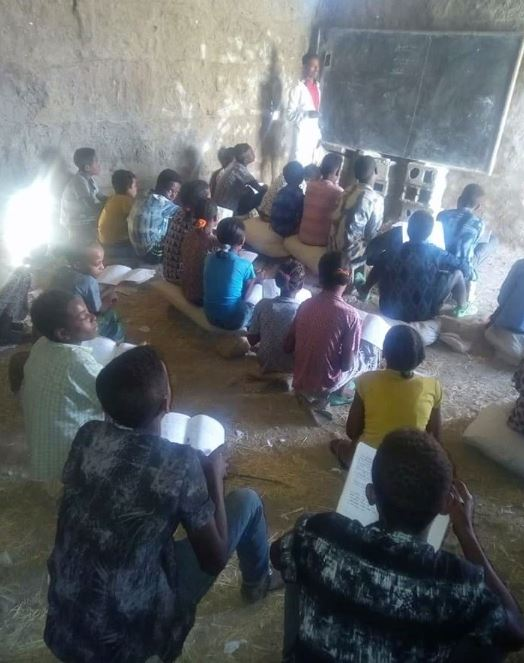 Gedera School und Atikwar School Pic 5